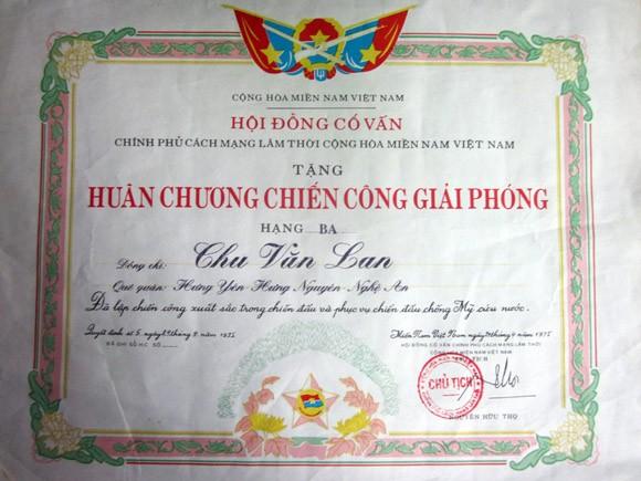 Gặp người chỉ huy trận đánh cửa ngõ Sài Gòn ảnh 3