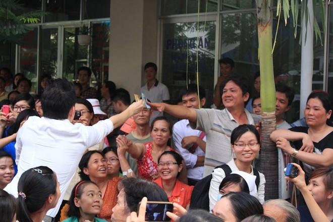 Dương Triệu Vũ - Thanh Thúy mang tiếng hát gửi tặng bệnh nhân nghèo ảnh 6