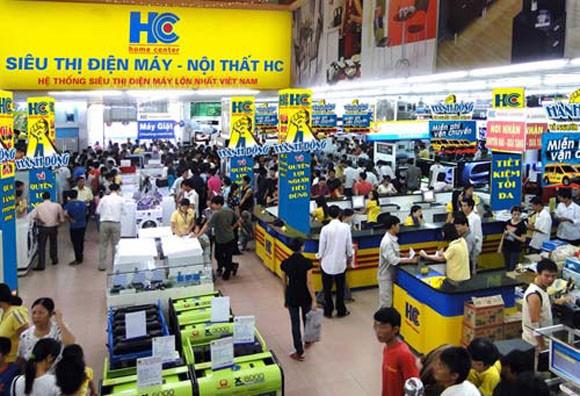 Khai trương siêu thị điện máy HC tại Hải Dương ảnh 1