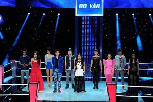 Tập 1 vòng Đo ván: Ca khúc Việt lên ngôi ảnh 6