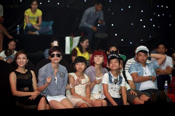 Hé lộ tiết mục top 3 trong đêm chung kết Giọng hát Việt nhí ảnh 2