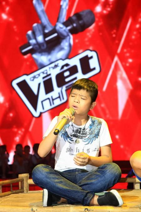 Hé lộ tiết mục top 3 trong đêm chung kết Giọng hát Việt nhí ảnh 13