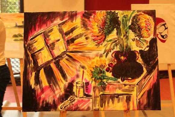 """Chung kết cuộc thi vẽ tranh """"Nhuộm màu cuộc sống"""" ảnh 7"""