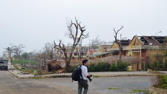 Đảo Cồn Cỏ tan hoang sau bão, cần hỗ trợ khẩn cấp ảnh 5