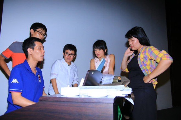 Hồi hộp chờ đợi đêm liveshow công bố kết quả Giọng hát Việt ảnh 2