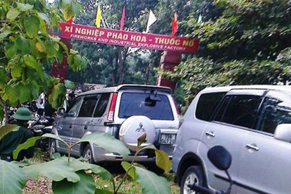 Vụ nổ kho thuốc pháo hoa tại Phú Thọ: 20 người đã thiệt mạng ảnh 1
