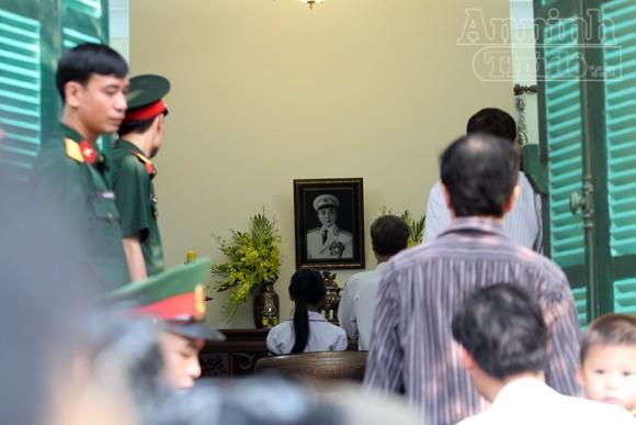 Đại tướng Võ Nguyên Giáp: Quốc sử lưu danh, lòng dân tạc tượng! ảnh 2