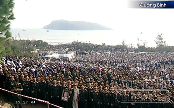 Đại tướng Võ Nguyên Giáp: Quốc sử lưu danh, lòng dân tạc tượng! ảnh 18