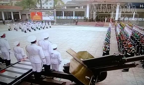 Đại tướng Võ Nguyên Giáp: Quốc sử lưu danh, lòng dân tạc tượng! ảnh 10