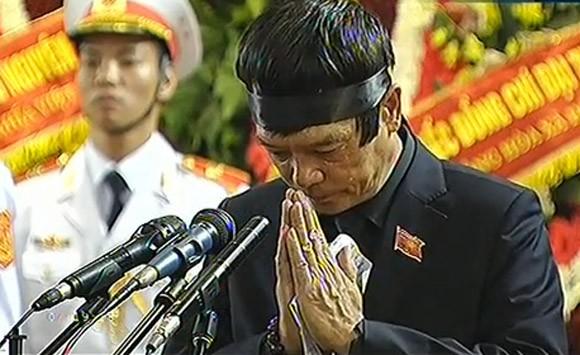 Đại tướng Võ Nguyên Giáp: Quốc sử lưu danh, lòng dân tạc tượng! ảnh 9