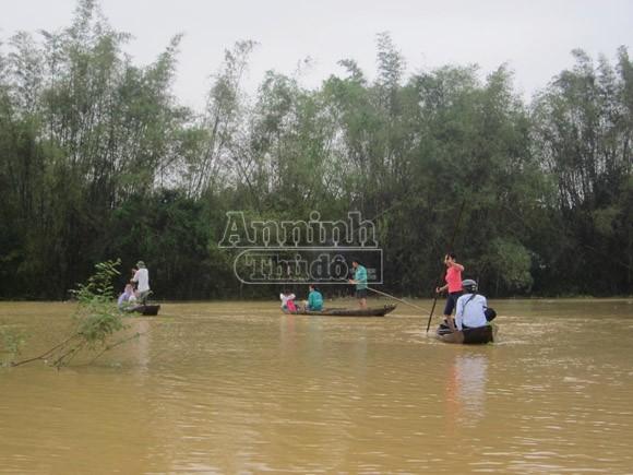 Nghệ An: 2.430 ngôi nhà chìm trong biển nước ảnh 5