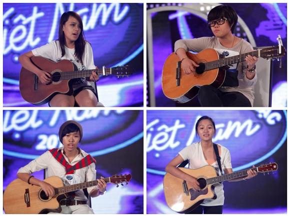 Vietnam idol 2013: Những hình ảnh chưa từng được tiết lộ ảnh 8