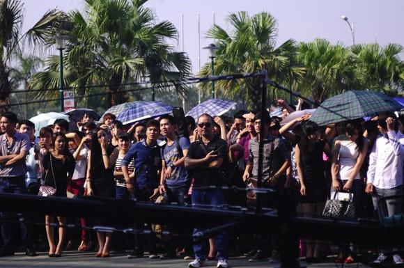 Vietnam idol 2013: Những hình ảnh chưa từng được tiết lộ ảnh 10