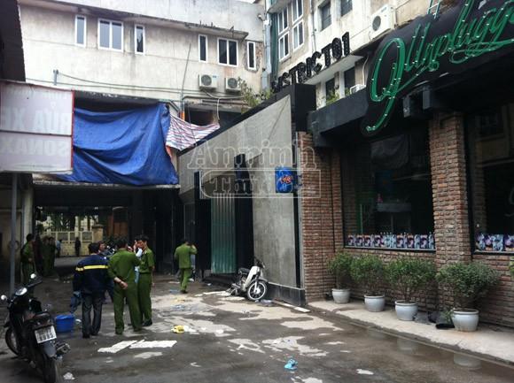 Cập nhật: Cháy lớn tại quán bar Zone 9, ít nhất 6 người chết ảnh 5