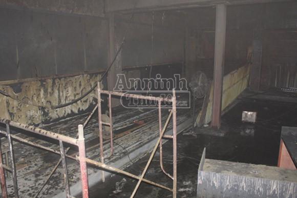 Cập nhật: Cháy lớn tại quán bar Zone 9, ít nhất 6 người chết ảnh 7