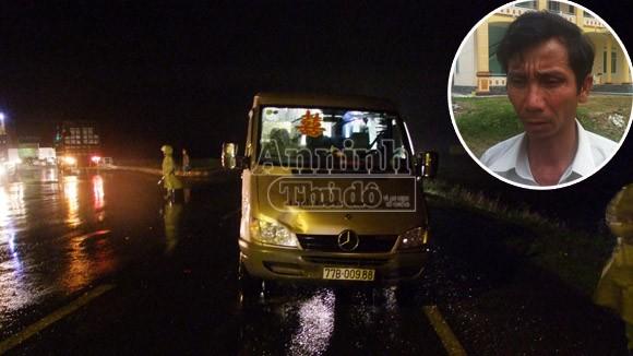 Khởi tố, tạm giam tài xế cán chết nữ phóng viên đi thông tin bão ảnh 1