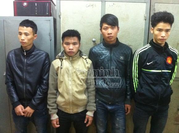 10 thanh niên sa vòng lao lý vì cướp 1 chiếc xe máy ảnh 3