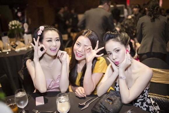 """""""Mỹ nhân Sài Gòn"""" tham dự Gala """"Ngôi sao Xanh"""" ảnh 7"""