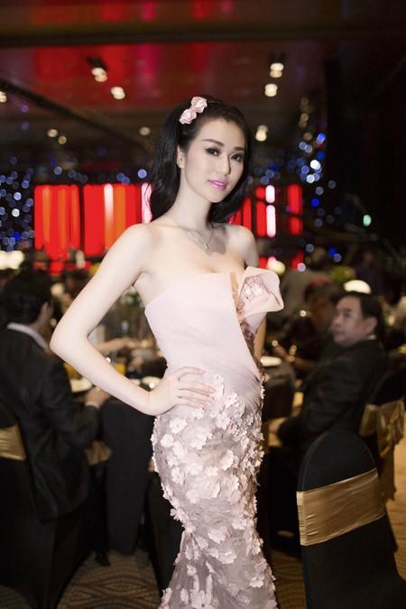 """""""Mỹ nhân Sài Gòn"""" tham dự Gala """"Ngôi sao Xanh"""" ảnh 5"""