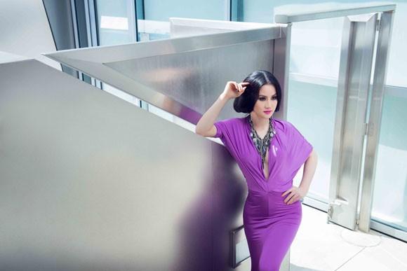 """Ngắm đường cong """"chết người"""" của Hoa hậu Tristine Trâm Bùi ảnh 1"""