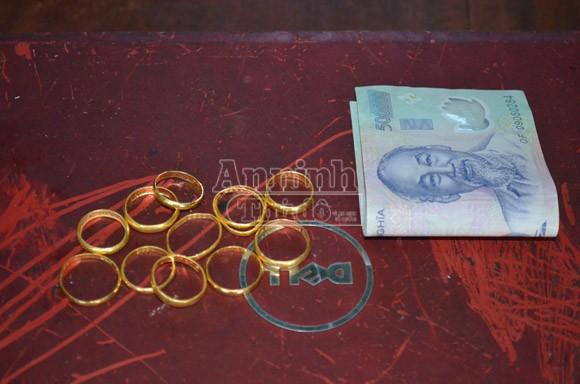 Trộm cắp hơn trăm triệu đồng, bị bắt sau 37 giờ gây án ảnh 2