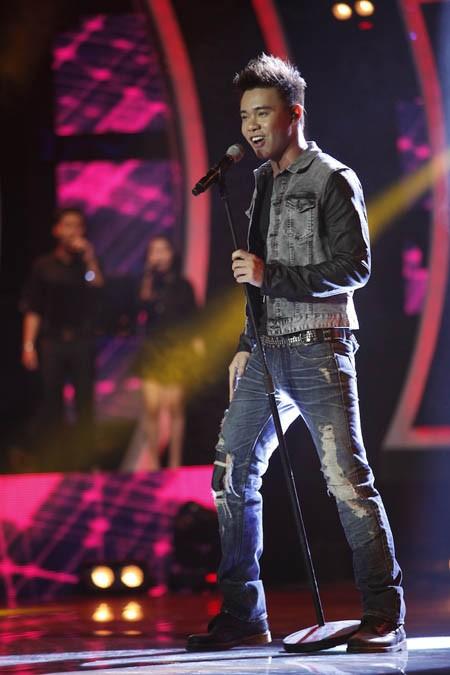 Top 9 bứt phá ngoạn mục trong đêm Gala 1 Vietnam Idol ảnh 7