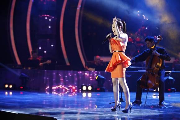 Top 9 bứt phá ngoạn mục trong đêm Gala 1 Vietnam Idol ảnh 9