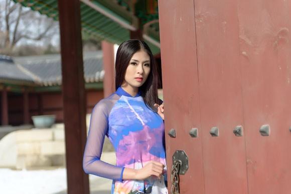 Hoa hậu Ngọc Hân quảng bá du lịch Việt Nam tại Hàn Quốc ảnh 7