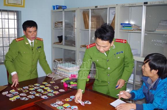 """Hóa chất trong """"bom nổ"""" ở Đắk Nông không phải là chất độc cấm sử dụng ảnh 1"""