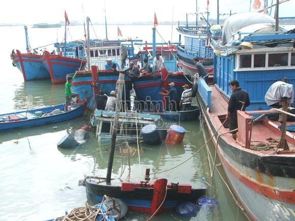 Phú Yên: 3 tàu cá chìm bí ẩn lúc nửa đêm ảnh 1