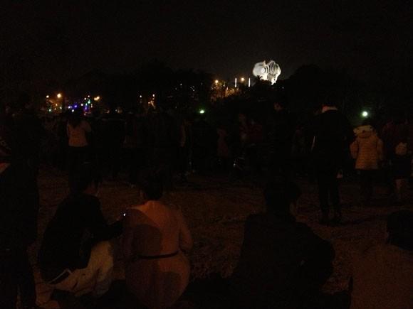 Rộn ràng niềm vui trong ánh sáng rực rỡ của pháo hoa đêm giao thừa ảnh 22