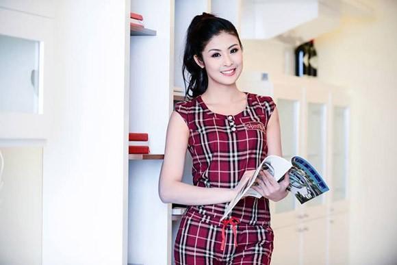 Hoa hậu Ngọc Hân: Tôi là người đam mê công việc ảnh 3