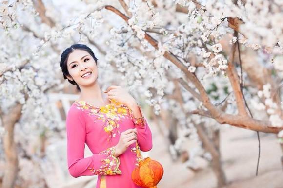 Hoa hậu Ngọc Hân: Tôi là người đam mê công việc ảnh 1