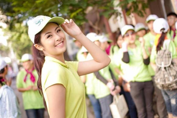 Hoa hậu Ngọc Hân: Tôi là người đam mê công việc ảnh 4