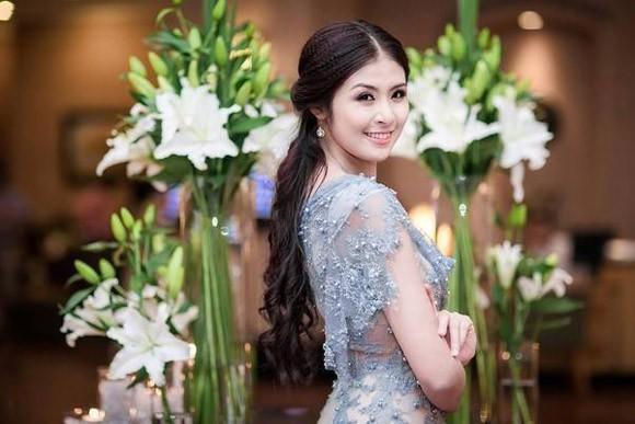 Hoa hậu Ngọc Hân: Tôi là người đam mê công việc ảnh 2