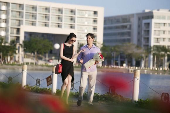 Lộ ảnh Khánh My hẹn hò bạn diễn ngoại quốc ảnh 8