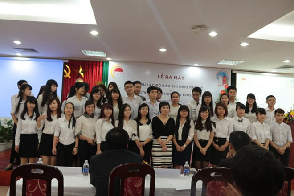 Ra mắt CLB Báo chí điều tra đầu tiên tại Việt Nam ảnh 1