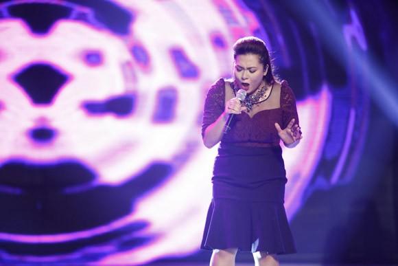 Nhật Thủy tỏa sáng, Quang Dũng khuyên Minh Thùy chọn sẵn bài hát sing-off ảnh 2