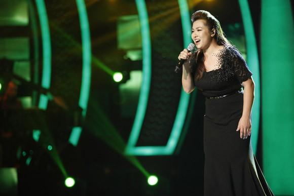 Nhật Thủy tỏa sáng, Quang Dũng khuyên Minh Thùy chọn sẵn bài hát sing-off ảnh 1