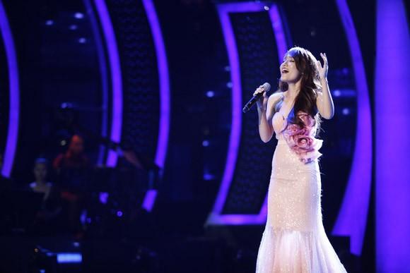 Nhật Thủy tỏa sáng, Quang Dũng khuyên Minh Thùy chọn sẵn bài hát sing-off ảnh 6