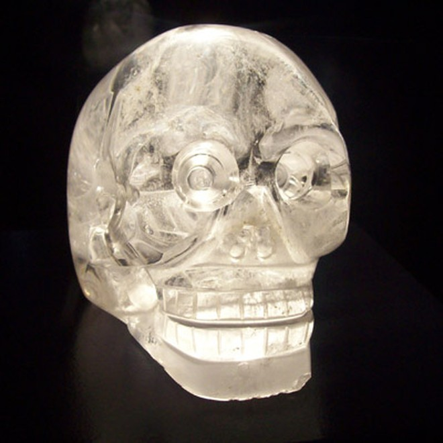 Hộp sọ pha lê: Bí ẩn siêu nhiên hay trò lừa bịp? ảnh 1