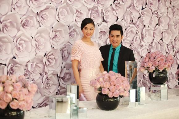 Tuấn Ngọc, Thanh Lam hát trong liveshow Dấu ấn của Quang Hà ảnh 1