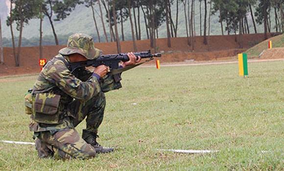 Đại biểu AARM -24, tham quan trung tâm huấn luyện Quốc gia Miếu Môn ảnh 5