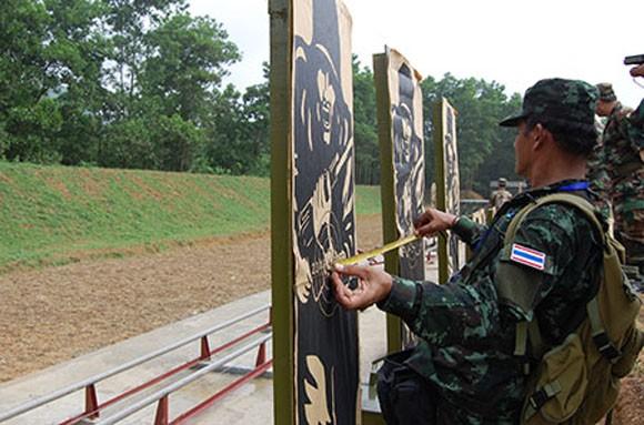 Đại biểu AARM -24, tham quan trung tâm huấn luyện Quốc gia Miếu Môn ảnh 6