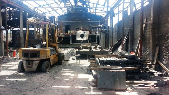 Vụ nổ lò luyện thép: 2 công nhân đã tử vong ảnh 1