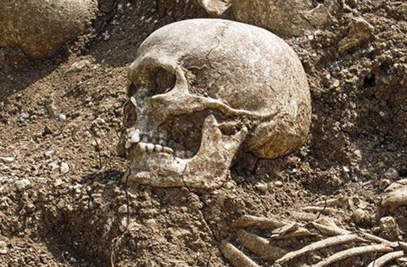 Bí ẩn ngủ quên bên những ngôi mộ kỳ bí ảnh 8