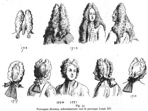 Lịch sử thú vị về bộ tóc giả của các quan tòa Anh quốc ảnh 2
