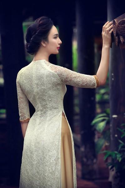 Ngắm vẻ đẹp ngọt ngào của Hoa hậu Ngọc Diễm ảnh 2