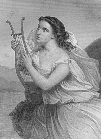 Huyền thoại về 9 nữ thần Muses xinh đẹp ảnh 11