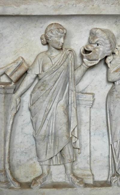 Huyền thoại về 9 nữ thần Muses xinh đẹp ảnh 9